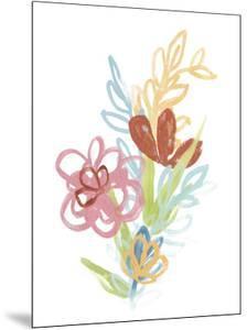 Flora Moderne III by June Vess