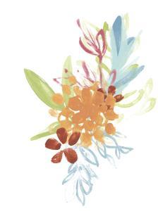 Flora Moderne IV by June Vess