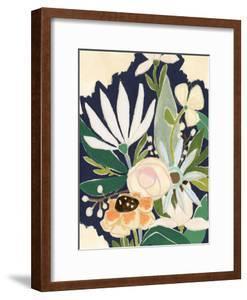 Floral Interim II by June Vess