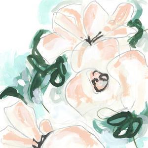 Floral Rhythm II by June Vess