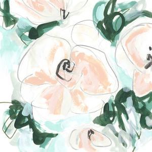 Floral Rhythm IV by June Vess