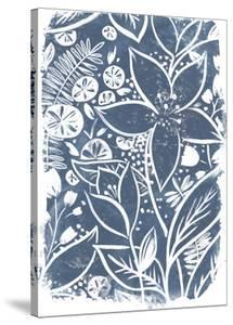 Garden Batik I by June Vess