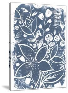 Garden Batik II by June Vess