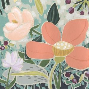 Garden Confetti I by June Vess