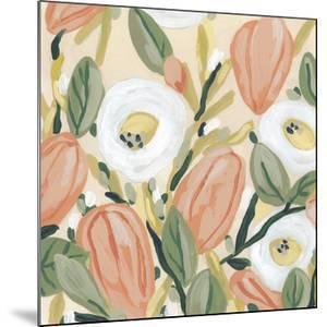 Gleeful Garden II by June Vess