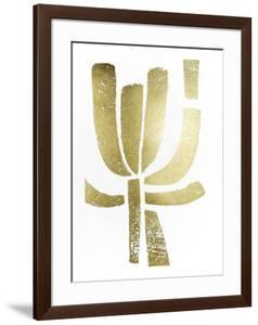 Gold Foil Symbiotic II by June Vess