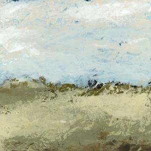 Green Fields I by June Vess