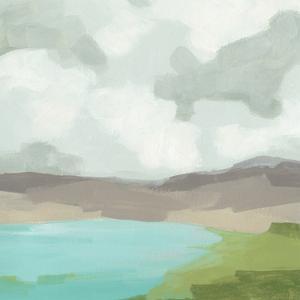 Harbor Horizon I by June Vess