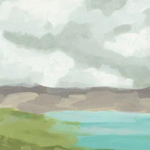 Harbor Horizon II by June Vess