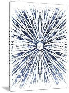 Indigo Ink Motif VIII by June Vess