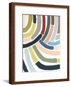 Mosaic Curve II by June Vess
