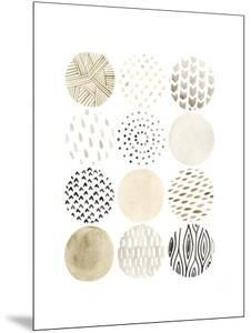 Neutral Pattern Play I by June Vess