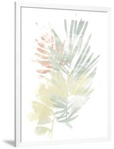 Pastel Tropics I by June Vess