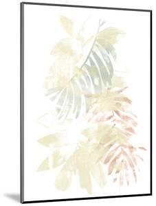 Pastel Tropics III by June Vess