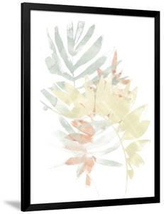 Pastel Tropics IV by June Vess
