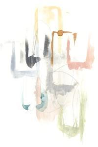 Pastel Windows I by June Vess