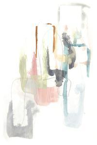 Pastel Windows II by June Vess
