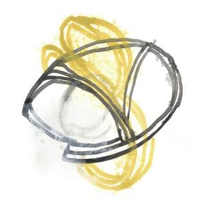 String Orbit VI by June Vess