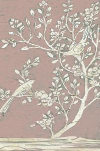 Sweet Chinoiserie I by June Vess