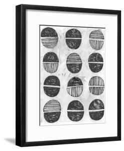 Symbol Imprint I by June Vess