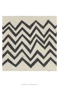 Tribal Patterns IX by June Vess