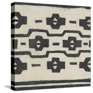 Tribal Patterns VI by June Vess