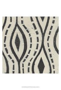 Tribal Patterns VIII by June Vess