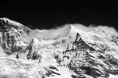 Jungfrau Top of Europe-Philippe Sainte-Laudy-Photographic Print