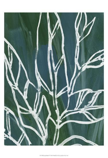 Jungle Batik IV-June Erica Vess-Art Print