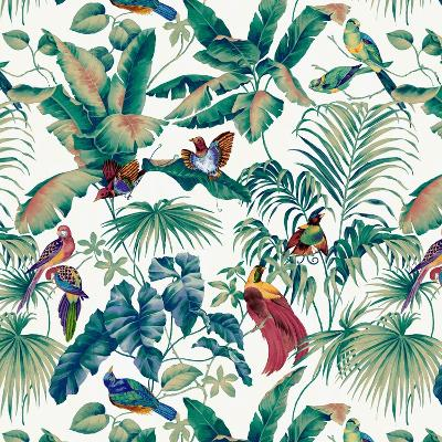 Jungle Canopy Multi-Bill Jackson-Giclee Print
