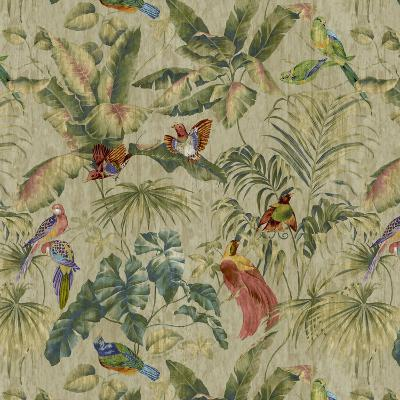 Jungle Canopy Neutral-Bill Jackson-Giclee Print
