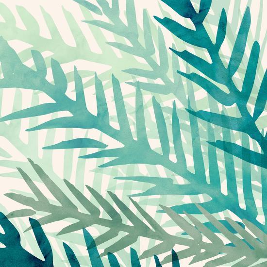 Jungle Flora-Modern Tropical-Art Print