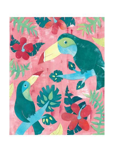 Jungle Jive I-Wild Apple Portfolio-Art Print