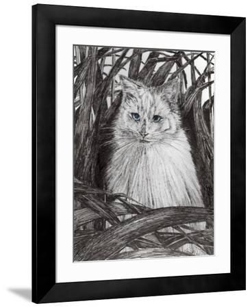 Jungle Monty, 2015-Vincent Alexander Booth-Framed Giclee Print