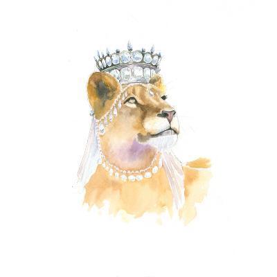 Jungle Royalty II-Myles Sullivan-Art Print