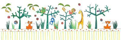 Jungle Theme-Effie Zafiropoulou-Giclee Print