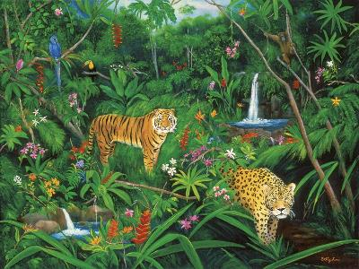 Jungle-Betty Lou-Giclee Print