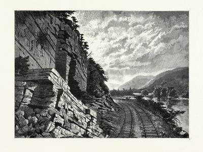 Juniata River--Giclee Print