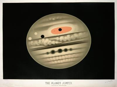 Jupiter, 1880-Science, Industry and Business Library-Photographic Print