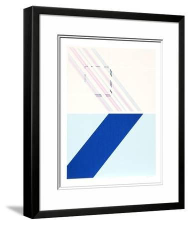 Jupiter 5-Rafael Bogarin-Limited Edition Framed Print