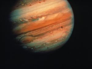 Jupiter, Europa, & Io