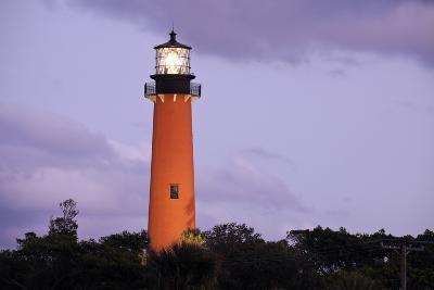 Jupiter Inlet Lighthouse-benkrut-Photographic Print