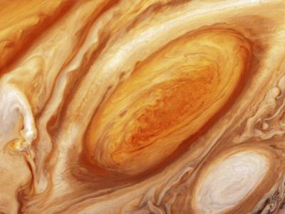 Jupiter's Great Red Spot--Photographic Print