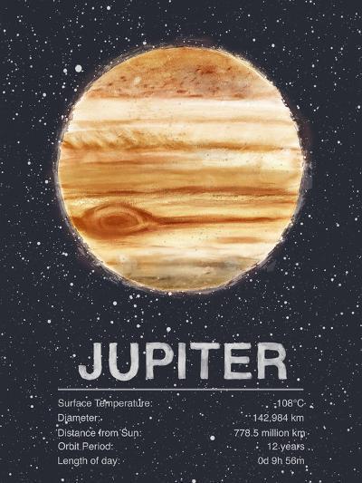 Jupiter-Tracie Andrews-Art Print