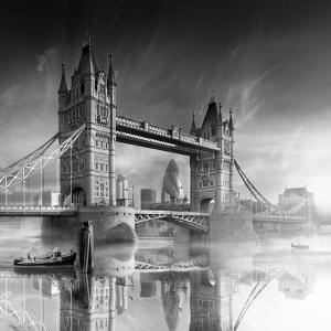 River Thames by Jurek Nems