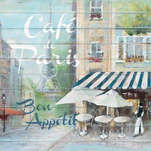 Café De Paris Bon Appétit by Jurgen Gottschlag