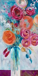 Joyful Blooms by Jurgen Gottschlag