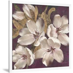 Plum Blossoms 1 by Jurgen Gottschlag