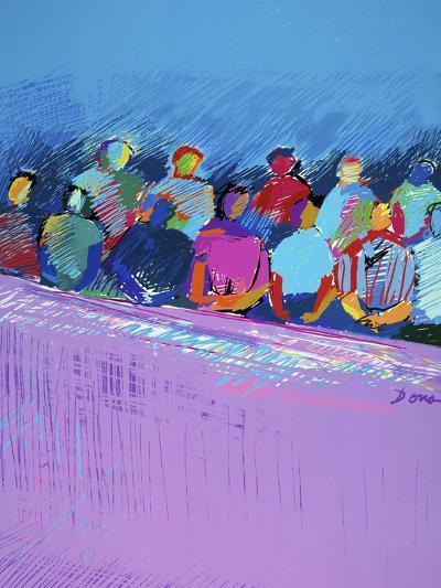 Jury Selection No.1-Diana Ong-Giclee Print