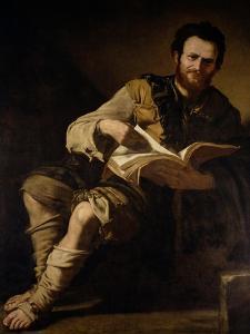 Democritus (C.460-C.370 BC) by Jusepe de Ribera